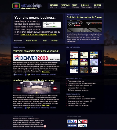 KWD Website Redesign (small)