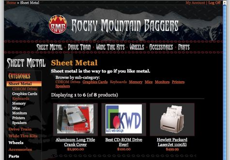 Rocky Mountain Baggers
