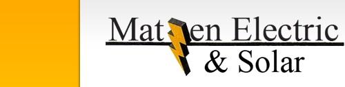 Matzen is a Denver solar company