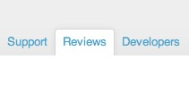 WordPress.org Reviews Tab